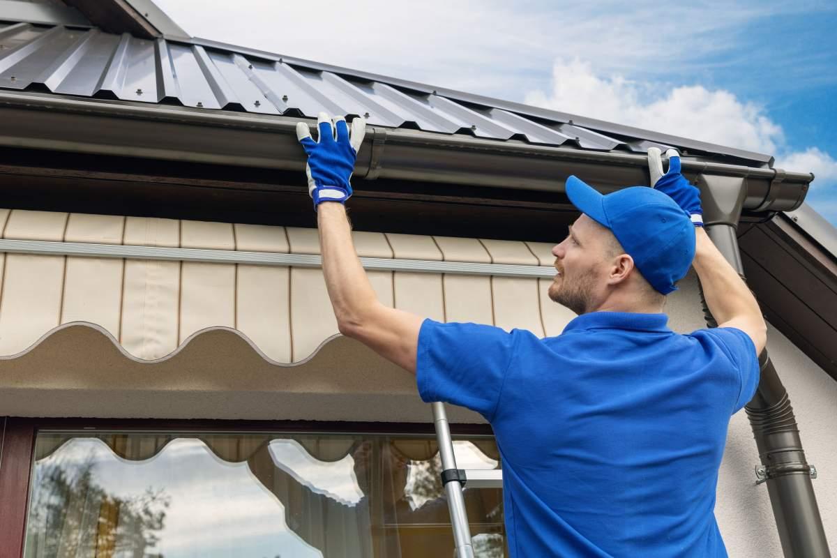 Gutter Installation and Repair Insurance
